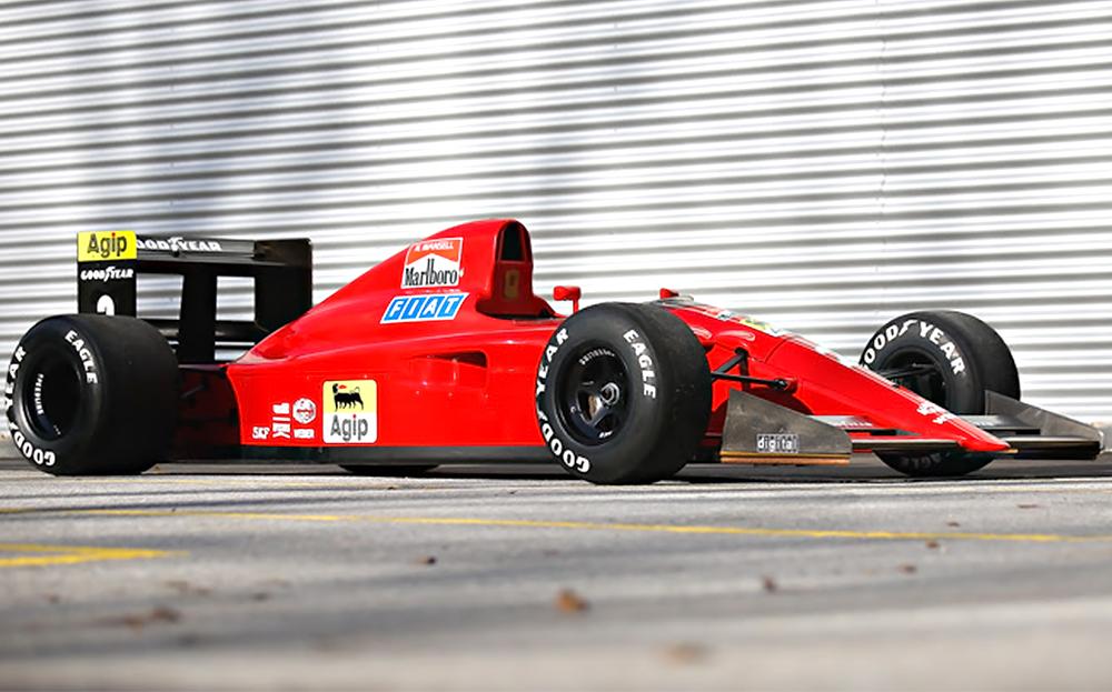 F1 Kiihtyvyys